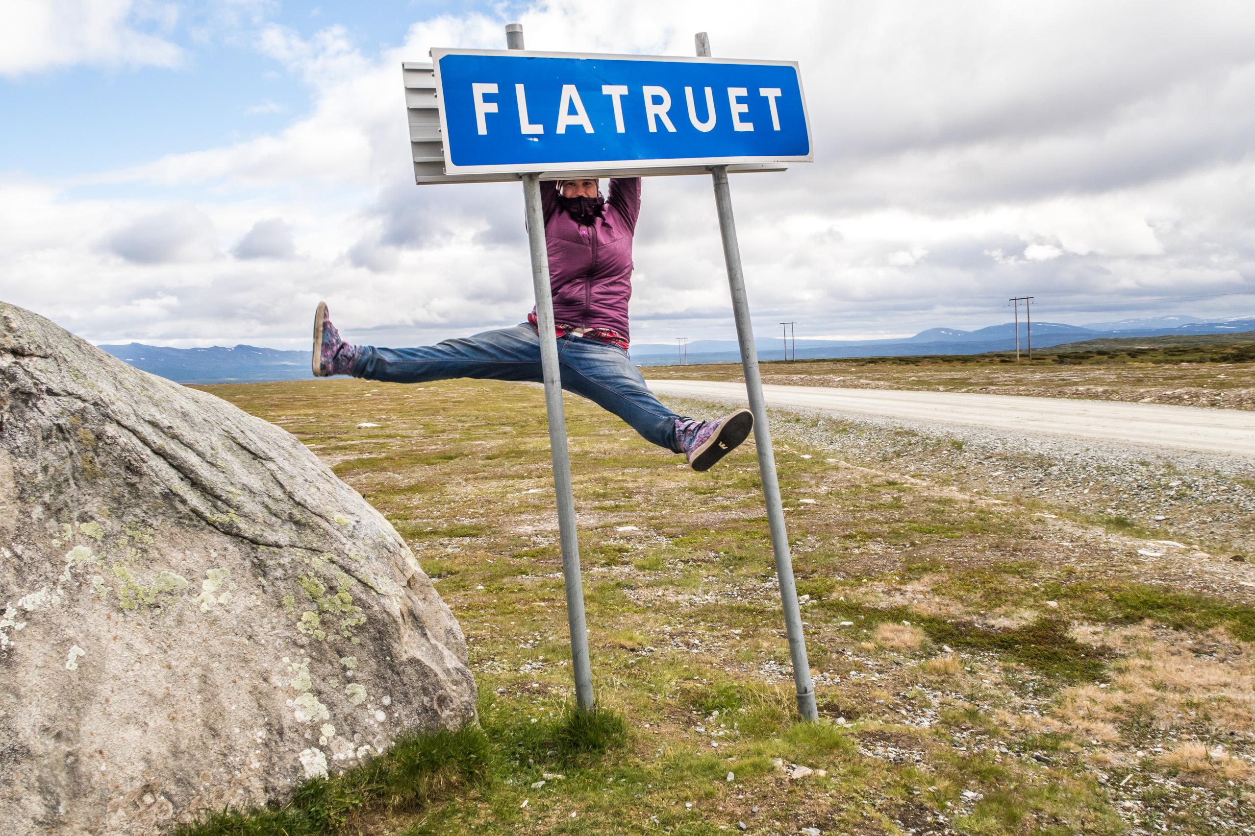 Flatruet