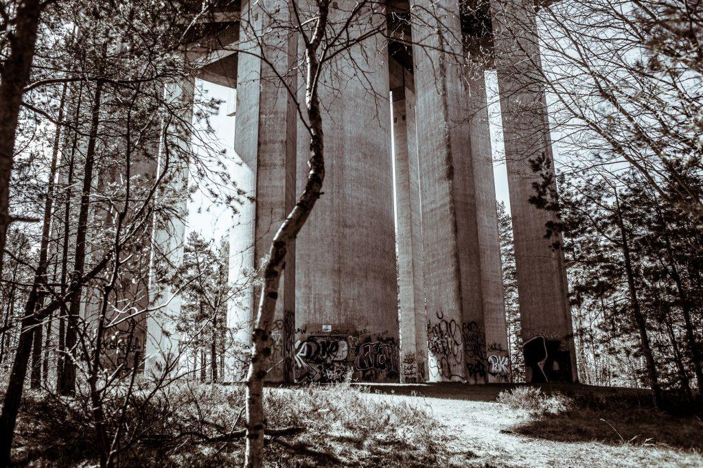 Vattentorn i Kättsätter