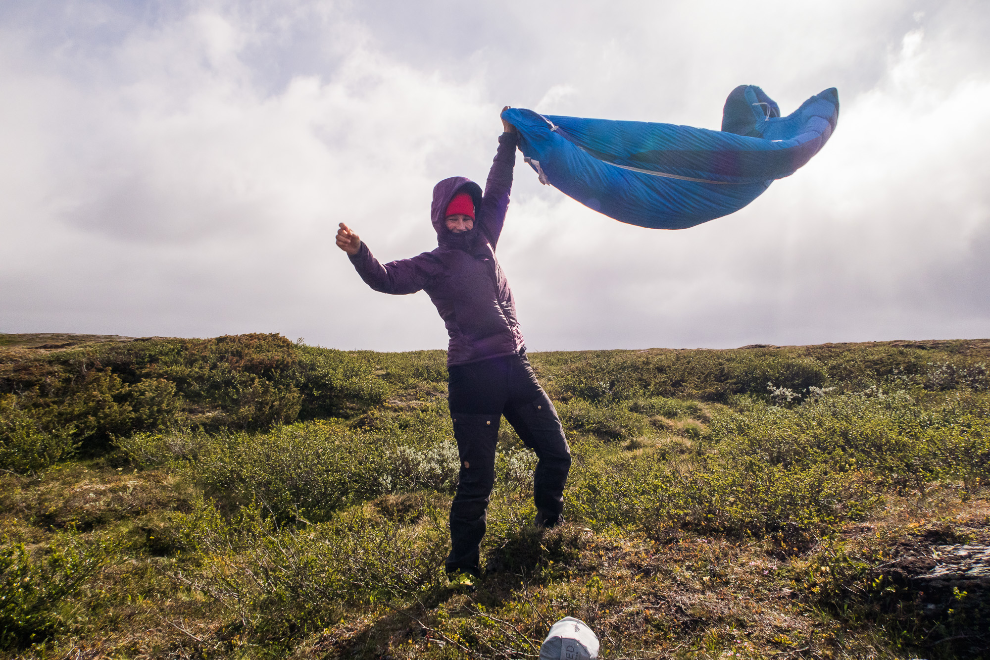 Fyra dagar i Jämtlandsfjällen – PRNLLA:LNDBLM