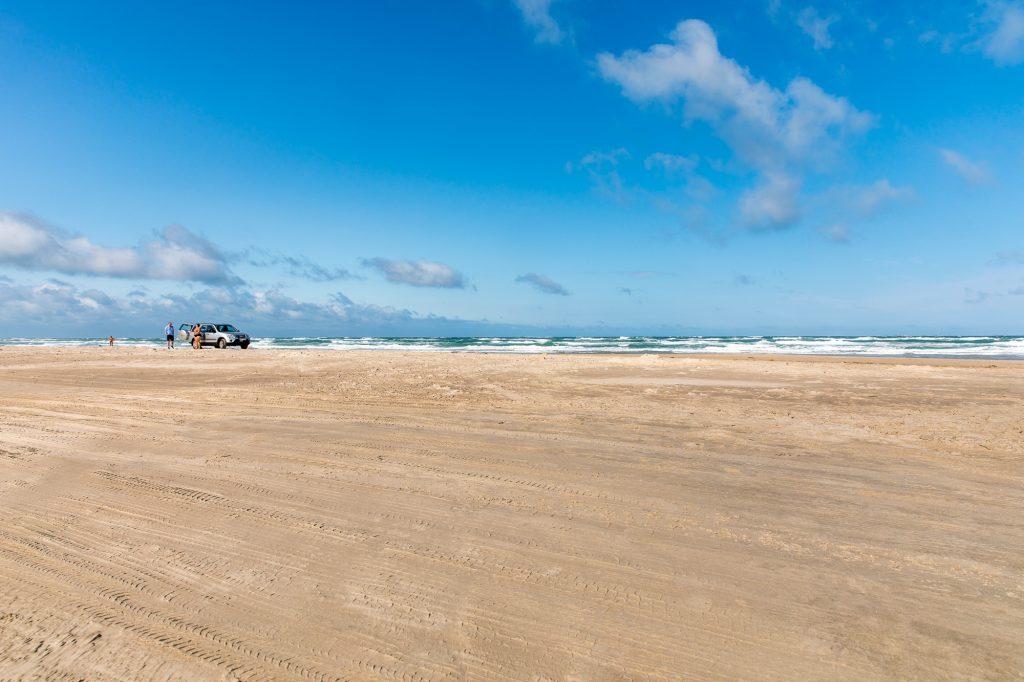 Lökken sandstrand
