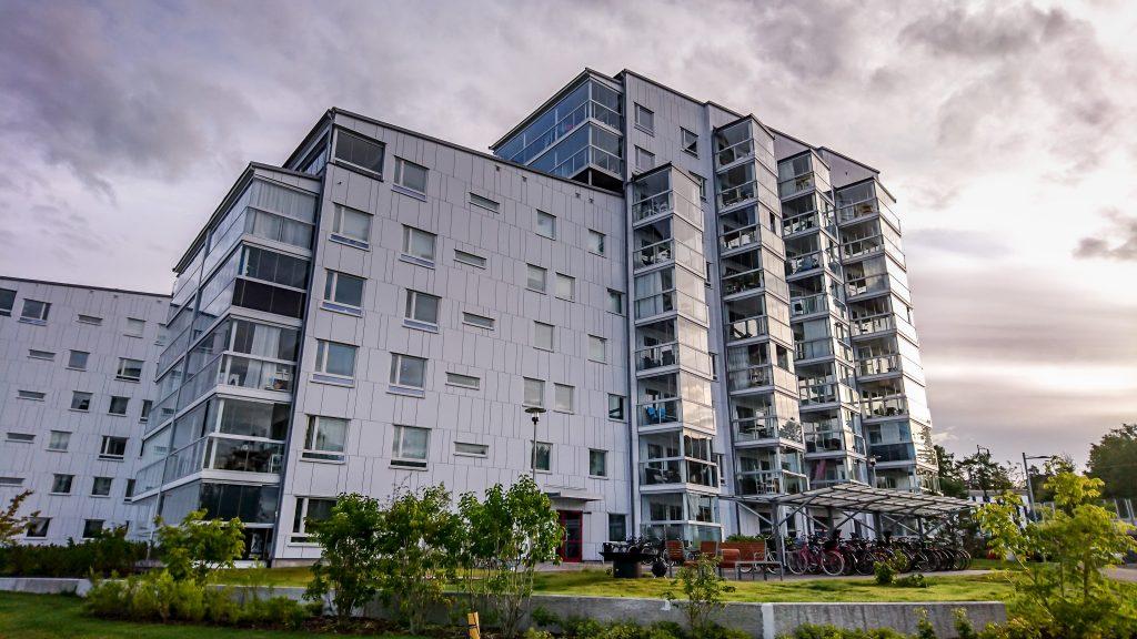 Lägenheter i Umeå