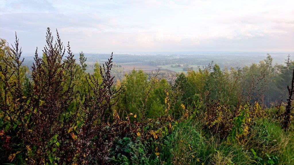 Utsikt från Kvarntorpshögen