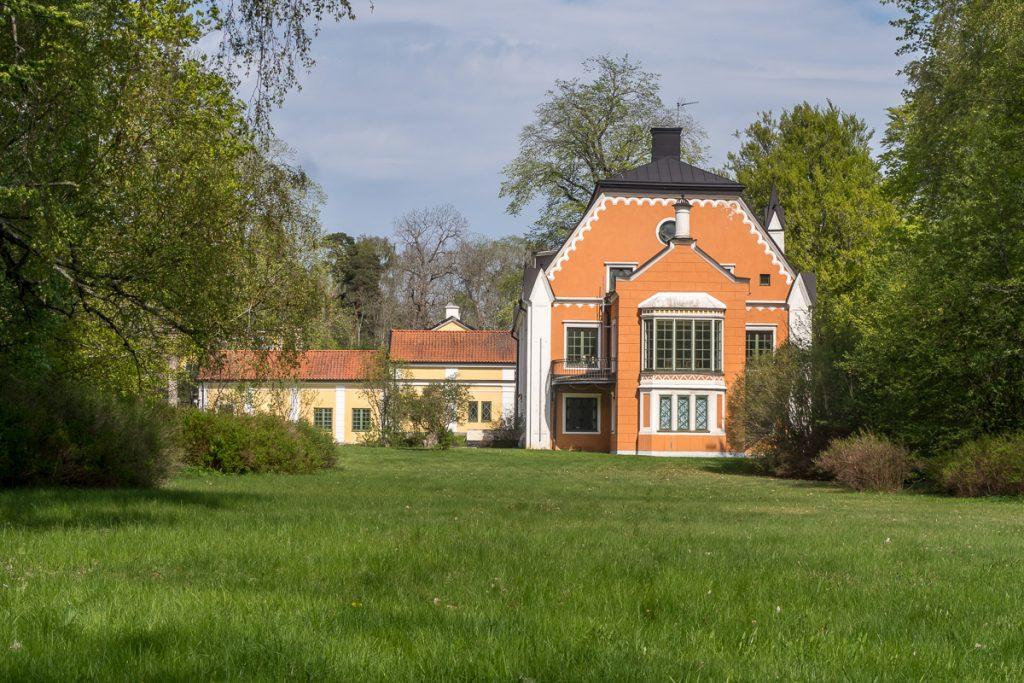 Herrgården i Hälleforsnäs