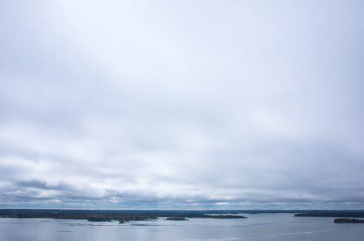 Sky over Bråviken