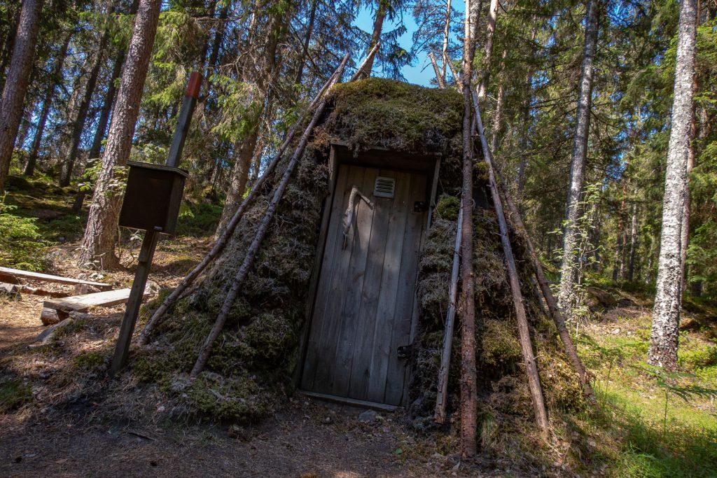 Room for two but no windows, Sörmlandsleden 24