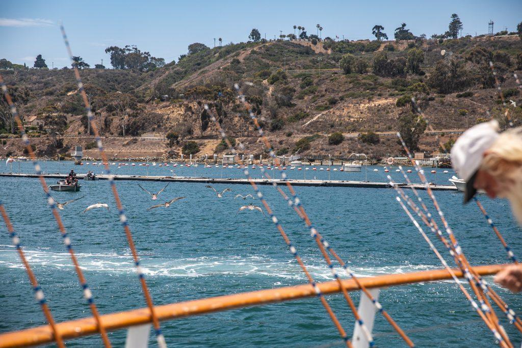 Fiskeresa i San Diego