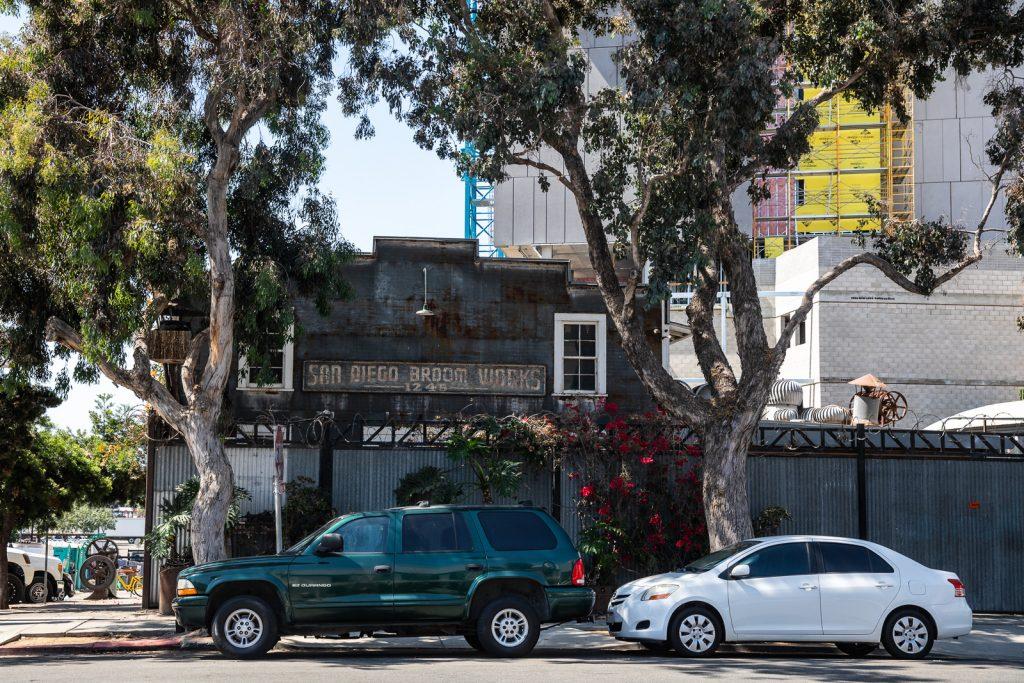 Arkitektur i San Diego