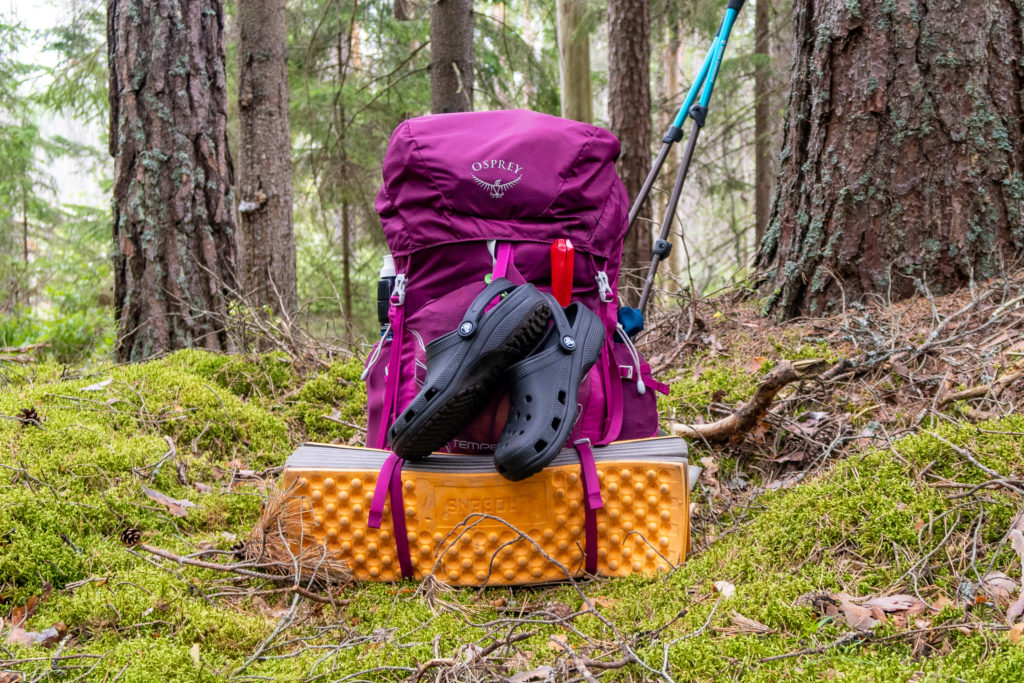Osprey Tempest 40 - vandringsryggsäck