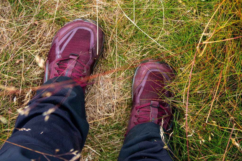 Altra Lone Peak 4.5 - skor för vandring och trailrunning