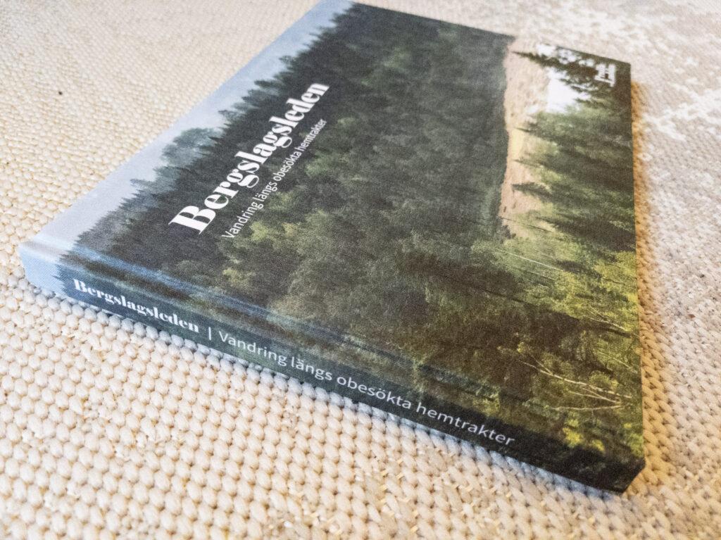 Vandring av Bergslagsleden fotobok