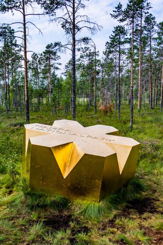 Guldkronan Hamra nationalpark